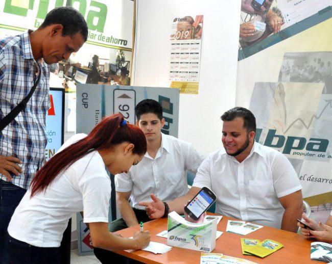 Presenta BPA de Granma en EXPOCARIBE aplicación para móviles