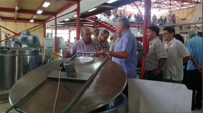 Apuestas cubanas: desarrollo económico y defensa de sus conquistas (+fotos y video)