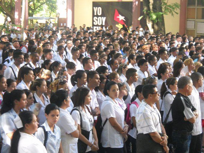 Graduará Universidad Médica de Granma cerca de mil profesionales este año