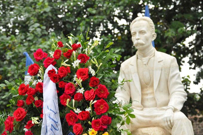 Granma rendirá tributo a José Martí en aniversario de su caída en combate