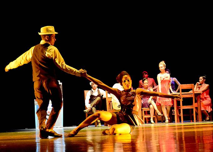 Cuidar la danza