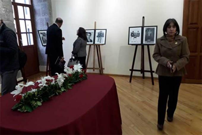 Vida y obra de Fidel Castro llegan a universidad de Ecuador (+fotos)