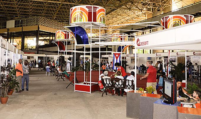 Presentes más de 350 expositores en Feria de Negocios en Cuba