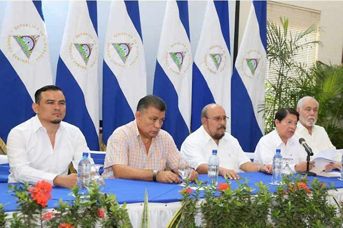 Prevista continuación del diálogo por la paz en Nicaragua