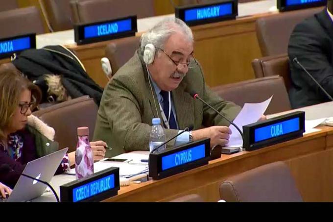 Ley Helms-Burton contraviene la Carta de la ONU, denuncia Cuba