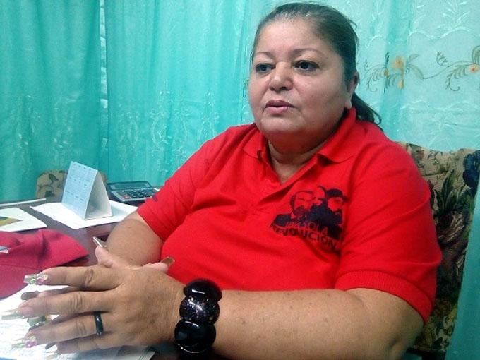 Idania Fuentes: símbolo de gratitud y compromiso