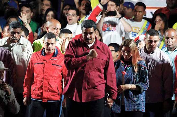 Efecto de sanciones a Venezuela, a un año de reelección de Maduro