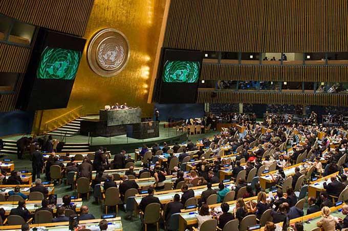 Rinden tributo en ONU a víctimas de atentados en Srilanka