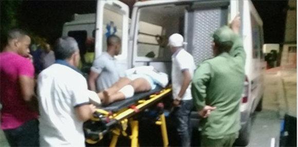 Accidente en el malecón habanero deja tres muertos y más de veinte heridos
