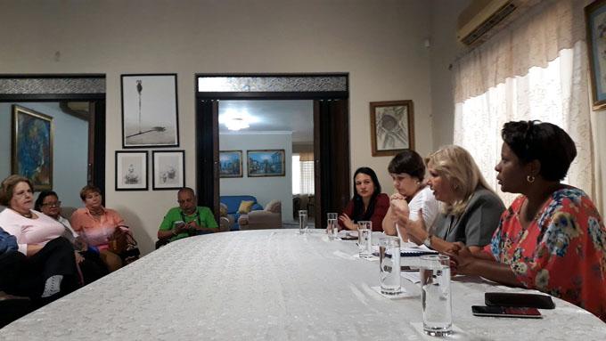 Cuba y República Dominicana profundizan vínculos diplomáticos (+ fotos)