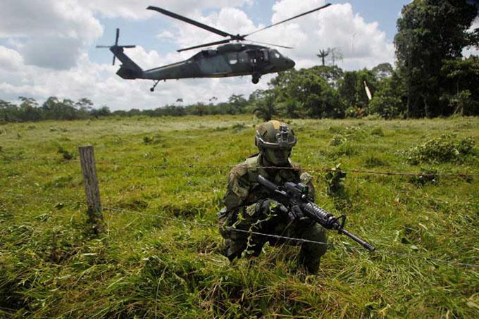 ¿Regresan los falsos positivos a Colombia?