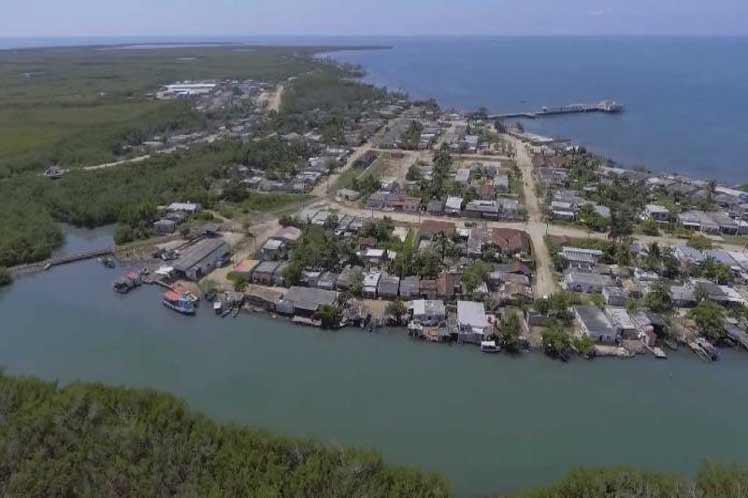 Poblados cubanos condenados por el cambio climático