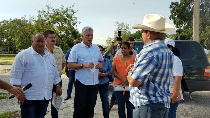 Realizan visita gubernamental a oriental provincia de Granma (+Posts, Tuits, Fotos y Audio)