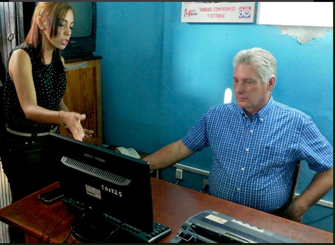 Díaz-Canel prosigue visita gubernamental a provincia de Granma (+fotos)