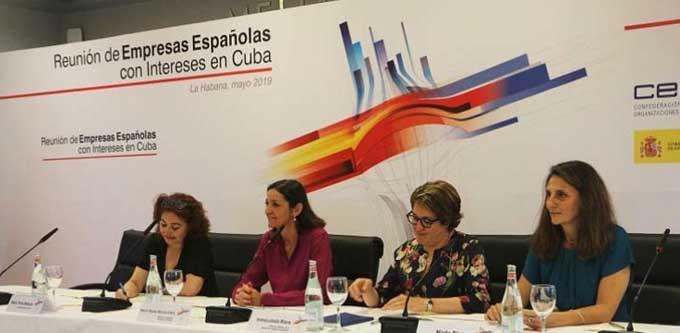 Cuba apoya a inversionistas ante amenazas de EE.UU.