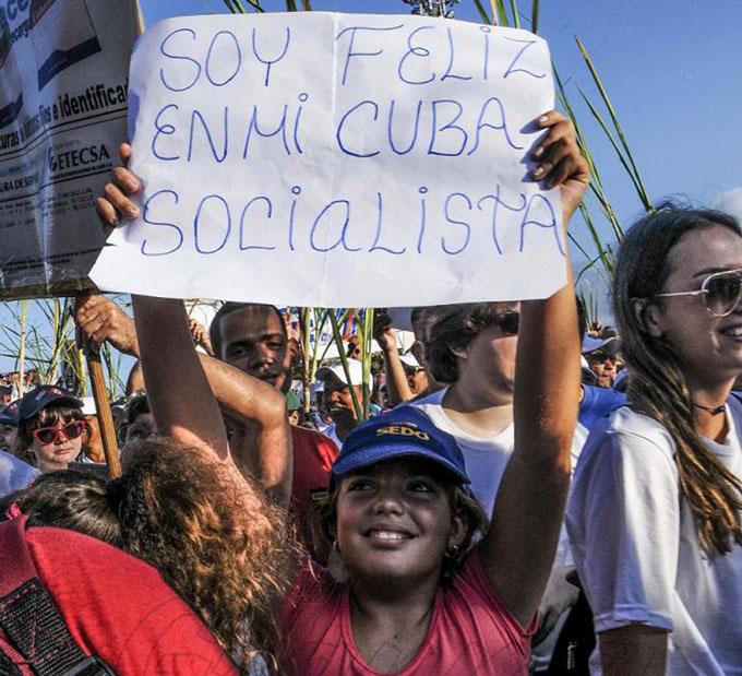 Díaz-Canel denuncia acciones del Gobierno EE.UU. contra Cuba
