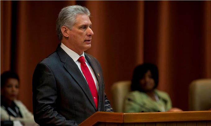 Díaz-Canel: defenderemos a Venezuela en Consejo Político de ALBA-TCP