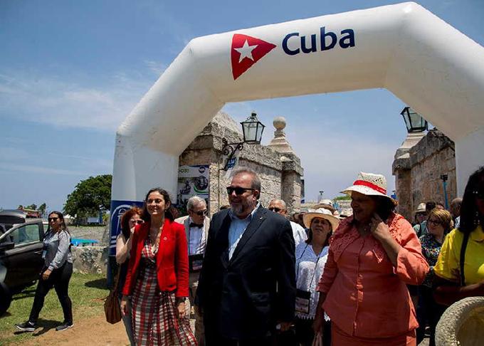 La Habana, centro turístico caribeño por estos días
