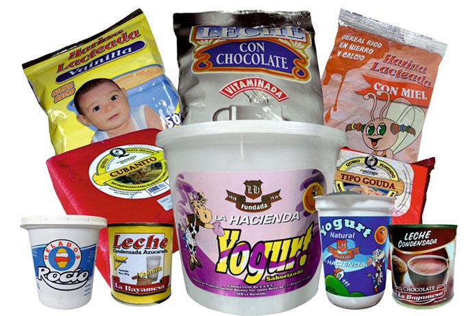 Proyecta Empresa de productos lácteos ampliar elaboraciones (+ audio)