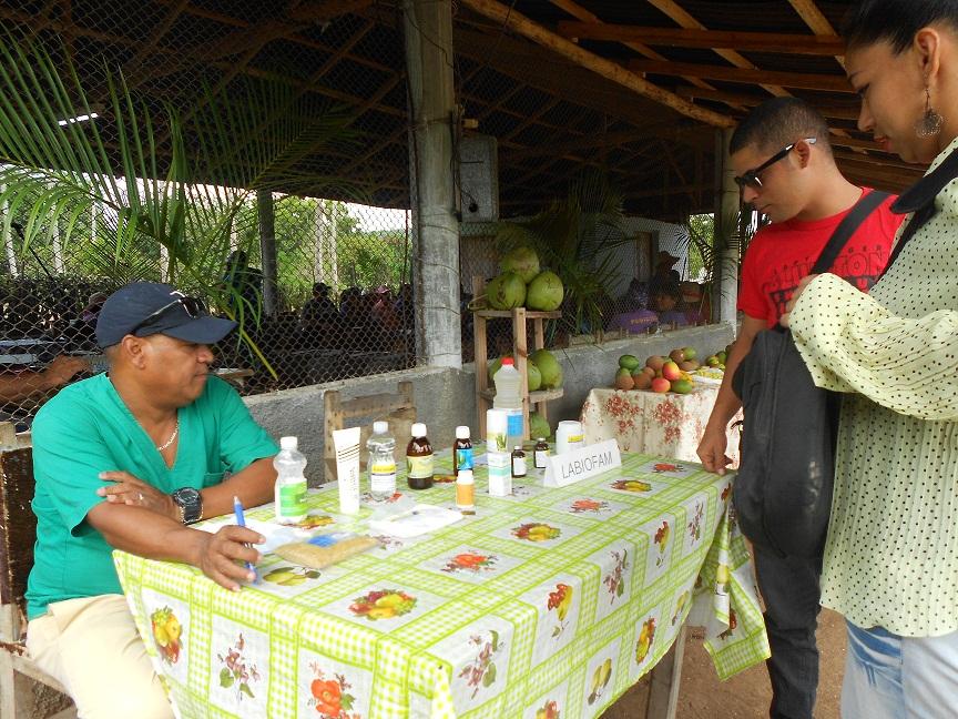 Produce Empresa cubana bioestimulantes para el desarrollo de la agricultura