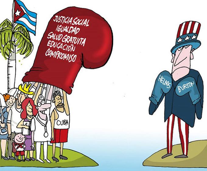 La política de Estados Unidos hacia Cuba en los últimos años