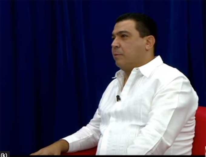 Ley Helms-Burton pretende asfixia económica, dice embajador cubano (+video)