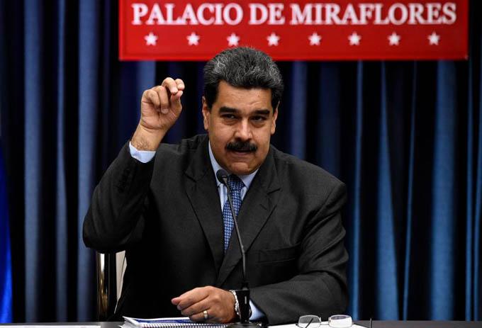 Maduro: autores de intento golpista están prófugos de la justicia
