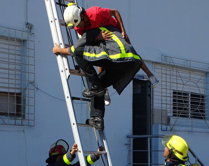 Inicia semana nacional de protección contra incendios