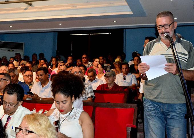 Uneac: IX Congreso en pos del fortalecimiento (+ fotos)