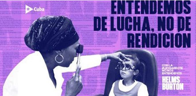 Ley Helms-Burton atropella soberanía de Cuba, denuncia canciller