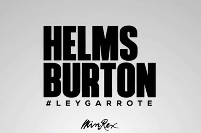 Canciller cubano agradece apoyo internacional contra la Helms-Burton