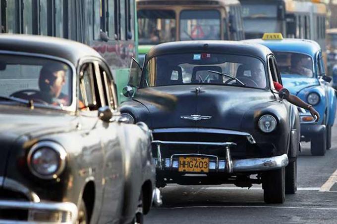 Bajo efectos del alcohol conductor asociado a accidente en La Habana