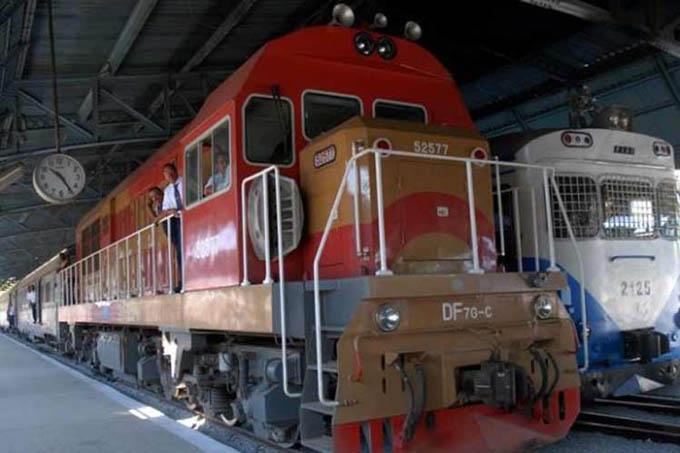 Millonaria inversión cubana en sistema ferroviario