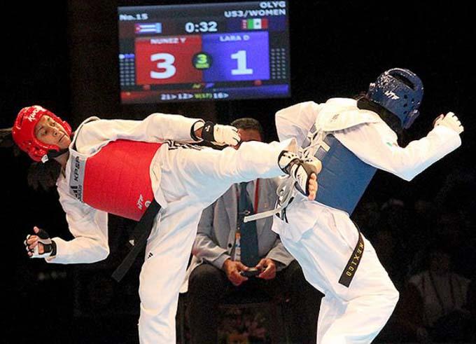 Anuncian granmenses nómina para Nacional de taekwondo
