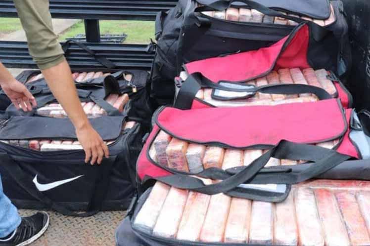 Drogas en contenedor originario de Cuba las colocaron en Panamá