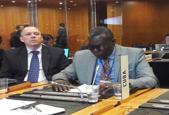 Cuba denuncia ante la OMC escalada agresiva de EE.UU.