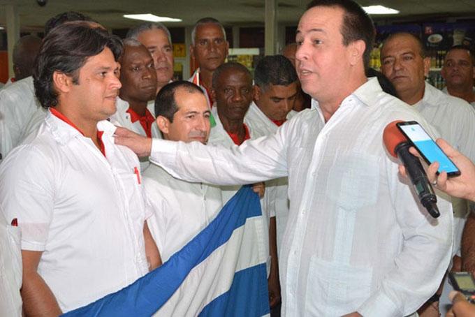 Llega a Cuba brigada que brindó ayuda médica en Mozambique