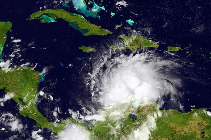 Atentos a temporada ciclónica