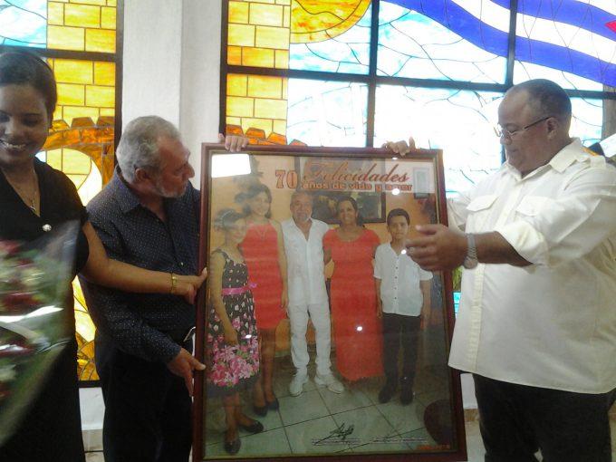 Las setenta sonrisas de Pachy Naranjo, el músico cubano más Original