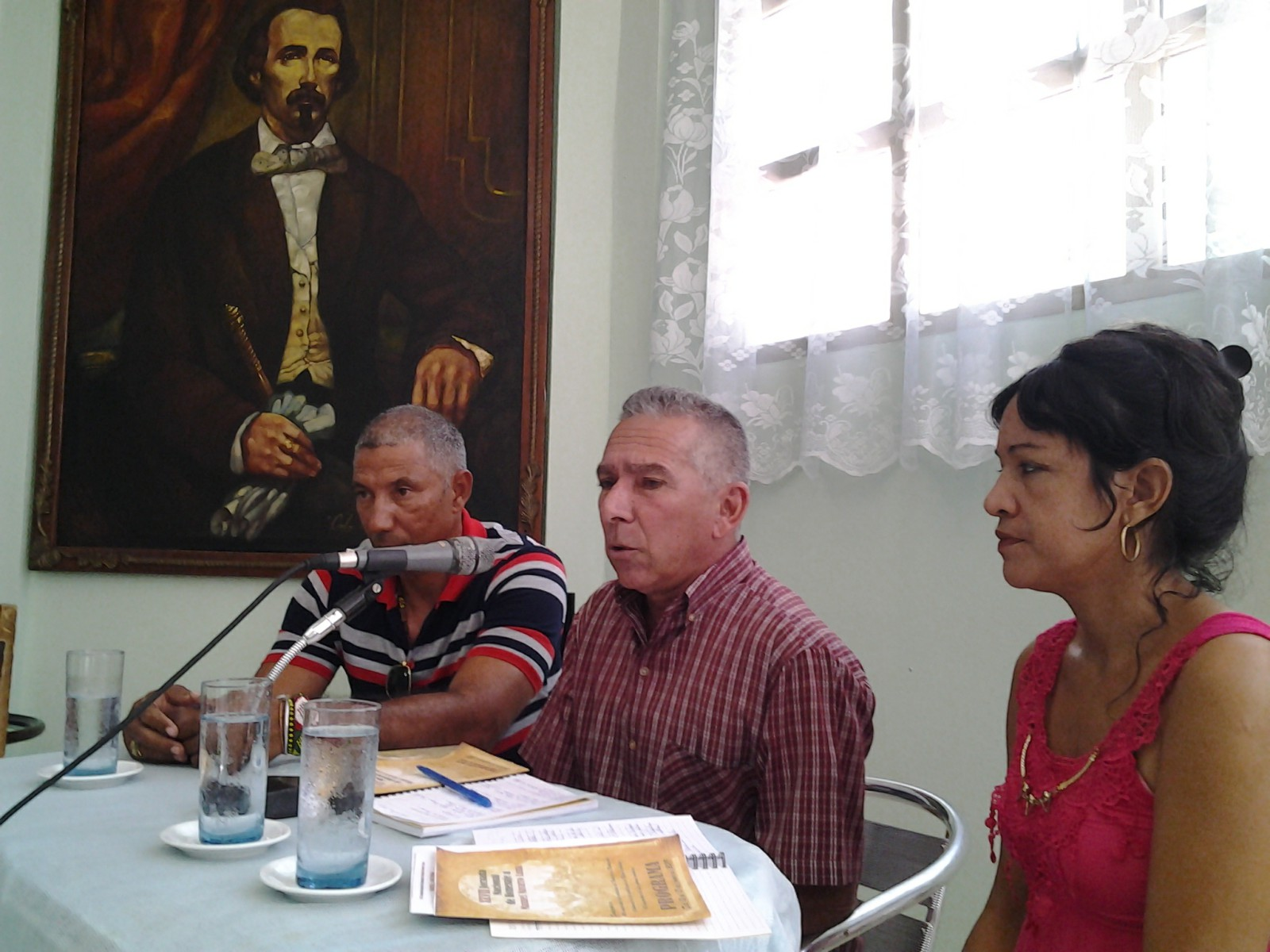 Reserva novedades programa de Jornada Nacional de Poesía Manuel Navarro