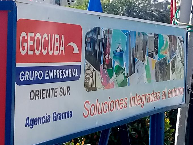 Geocuba establecerá servicios de gigantografía y cartelería (+ video)