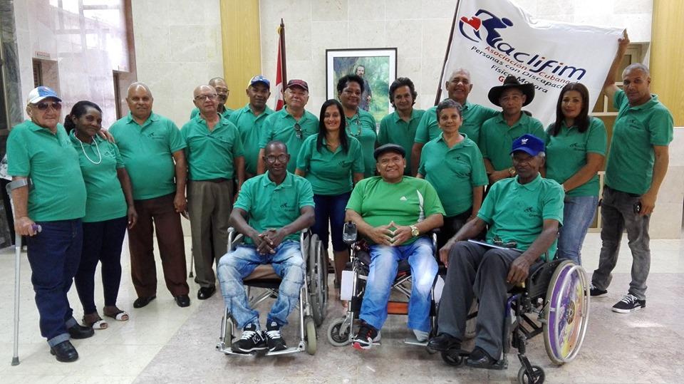Abanderan delegación de Granma rumbo al VI Congreso de la  ACLIFIM