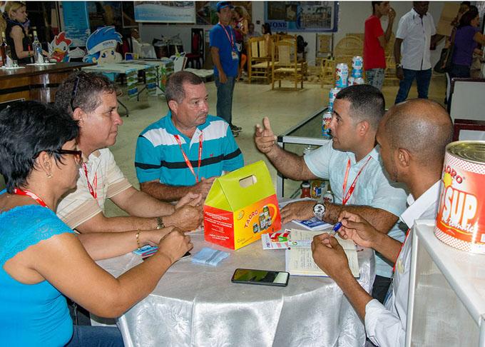 Expocaribe dejó abiertas las puertas al intercambio comercial (+ fotos)