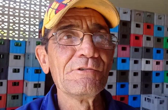 Destacado obrero vive con sentido orgullo el 26 (+ fotos y videos)