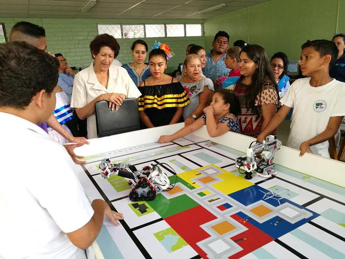 Nicaragua y Cuba firmarán convenio de colaboración en educación (+ fotos)
