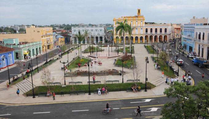 Saluda Díaz-Canel aniversario 505 de fundación de provincia cubana