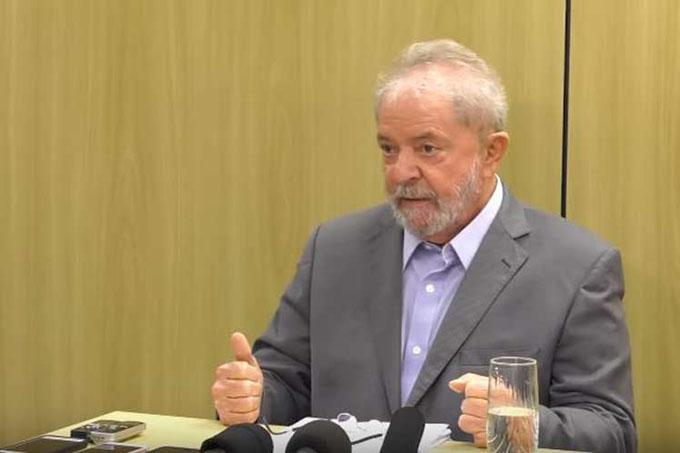 Fiscalía brasileña recomienda que Lula pase a régimen semiabierto