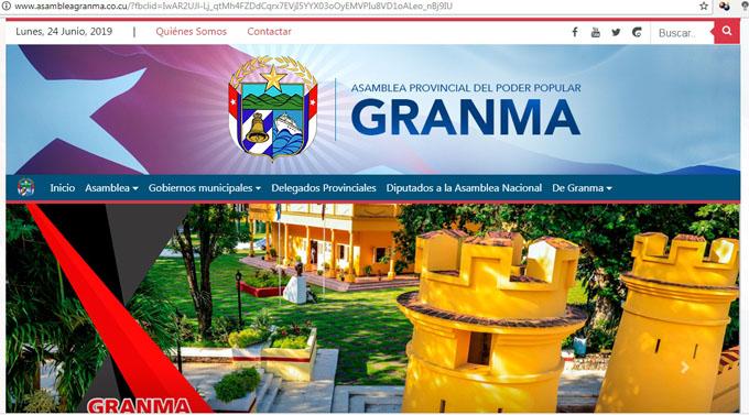 Poder Popular en Granma se posiciona en la Red de redes (+ fotos)