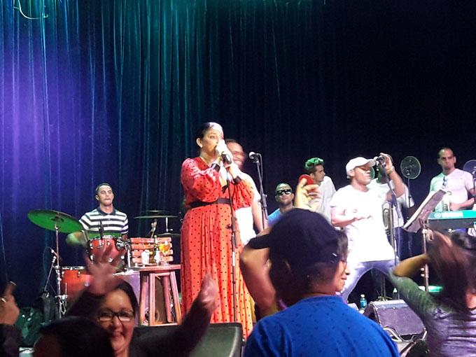 Sabor en Bayamo con la Pantoja de Cuba (+ video)