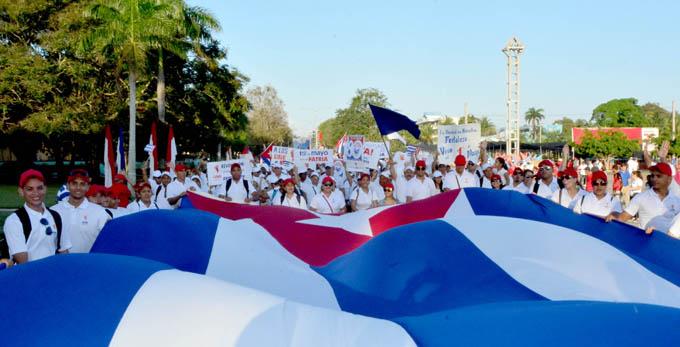Jóvenes de Granma serán protagonistas en actividades por el 26 (+ fotos)